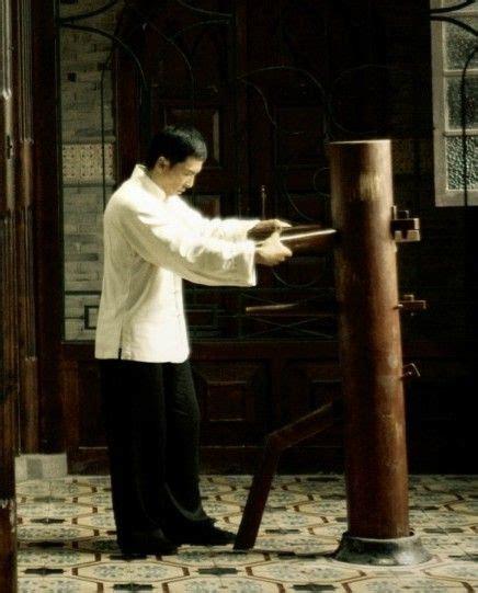 donnie yen wooden dummy donnie yen muk yan jong wing chun gung fu martial