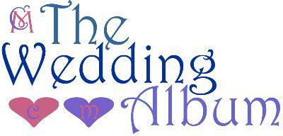 Wedding Album Logo by And Christine