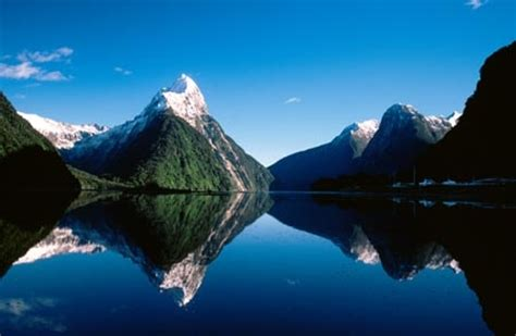 After Mba Courses In New Zealand by Fiordland National Park New Zealand