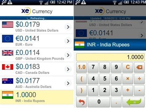 currency converter xe app i love free software starspot
