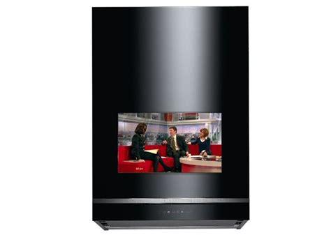 sovos bathroom tv 15 quot platinum grey silver flipdown kitchen tv sovos