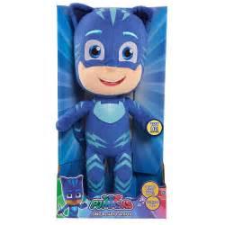 pj masks 14 sing amp talk stuffed catboy release ebay