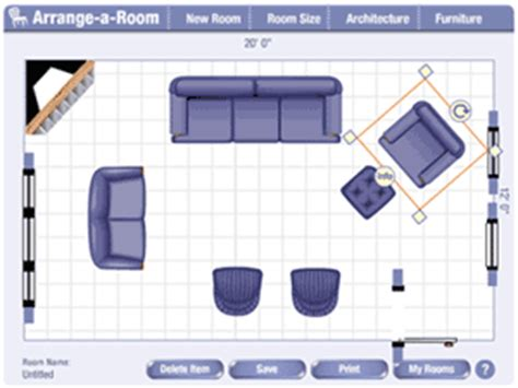furniture planner savvy chic home room planner
