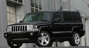 jeep commander crd limited reviews jeep commander crd