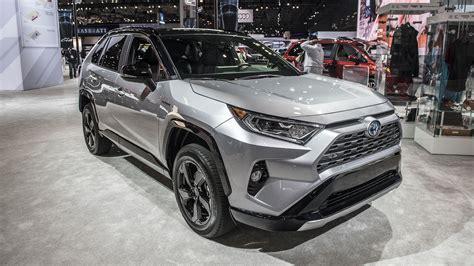 Toyota Rav 4 New by 2019 Toyota Rav4 Hybrid New York 2018 Autoblog 日本版