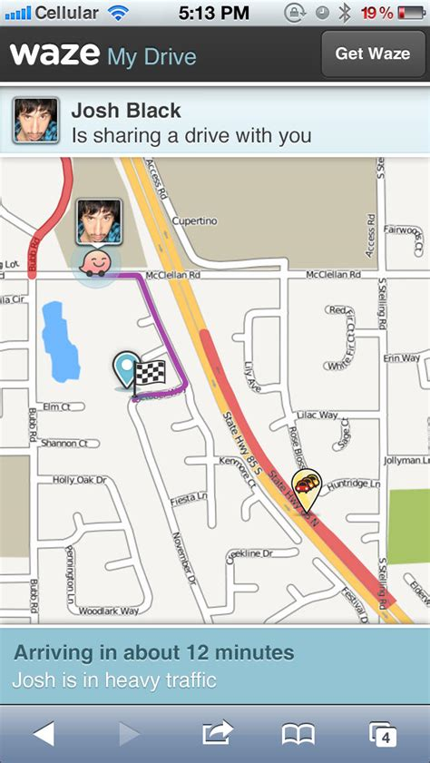 waze social gps maps traffic iphone apps outsmarting traffic with waze newsinitiative