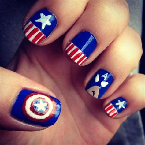 imagenes se uñas acrilicas 1000 images about superheros nails on pinterest nail