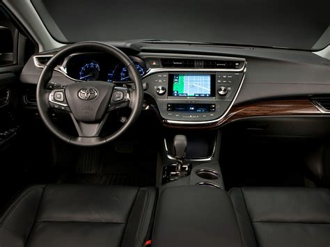 Avalon 2015 Interior by 2015 Toyota Avalon Price Photos Reviews Features