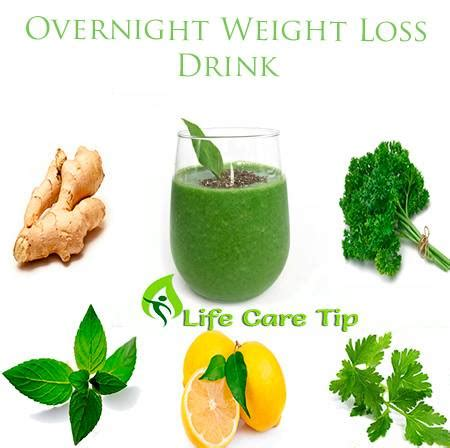 a weight loss drink magical overnight weight loss drink recipe