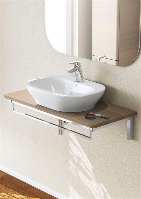 mensola per lavabo da appoggio prezzi lavabi sospesi e da appoggio cose di casa