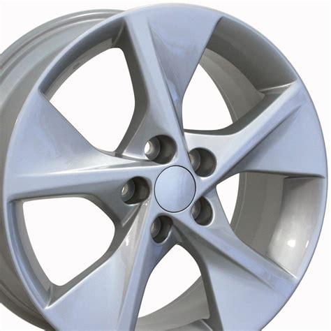 Toyota Camry Wheels Toyota Camry Style Replica Wheel Silver 18x7 5