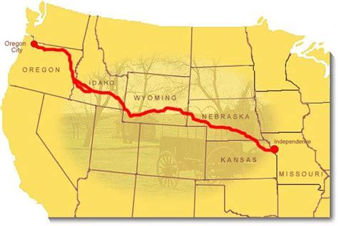 map west oregon jeff arnold s west the oregon trail