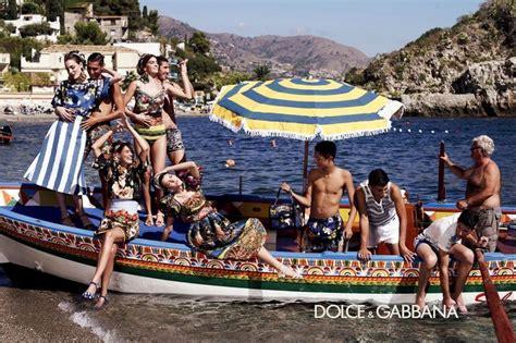 Fab Ad Dg Dolce Gabbana Springsummer 08 by Dolce Gabbana 2013 Summer Caign
