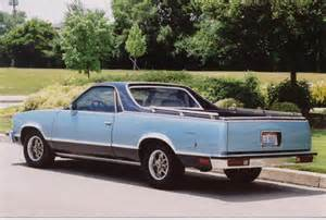 my favorite chevy el camino s traffic