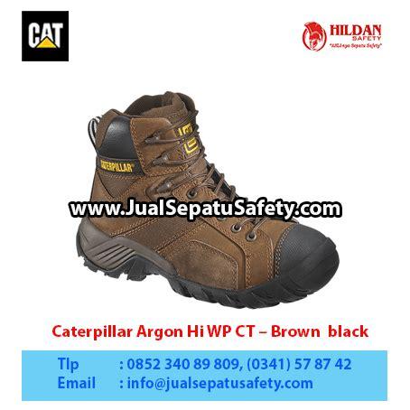 Sepatu Safety Merk Otter dimana tempat jual sepatu caterpillar original