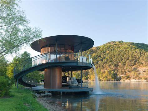 shore vista boat dock  bercy chen studio architecture
