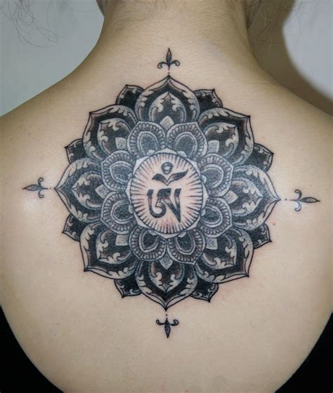 lotus mandala tattoo endless tattoo designs