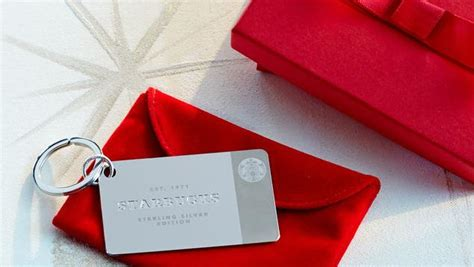 Buy A Starbucks Gift Card Online - want to buy a 200 sterling silver starbucks card online too late puget sound