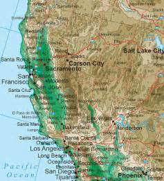 Western States Map by Western United States Map Image Search Results