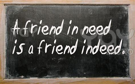 A Friend In Need Is A Friend Indeed Sle Essay by True Friends Exp Of The Day