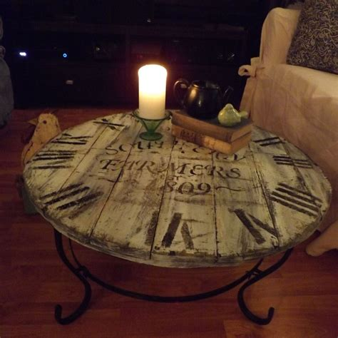 Decoupage Kitchen Cabinets by Hometalk A Wood Pallet Crafted Clock Coffee Table