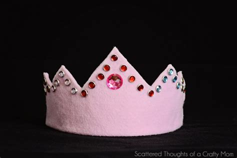 craft crown pictures jeweled felt crown fun family crafts