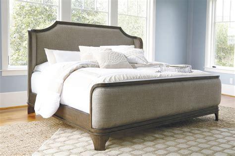 signature design  ashley larrenton king panel rails grayish brown knie appliance