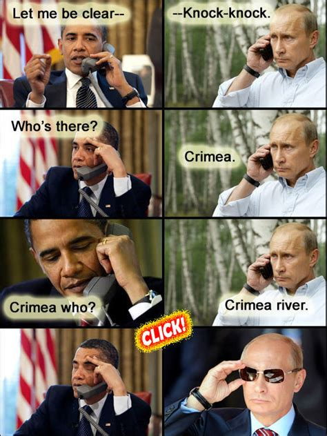 Crimea River Meme - knock knock who s there crimea weknowmemes