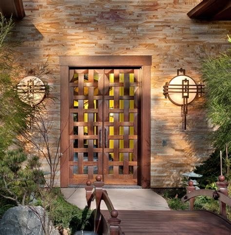 asian doors 119 best images about contemporary craftsman homes on