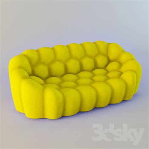 bubble couches 3d models sofa roche bobois bubble sofa