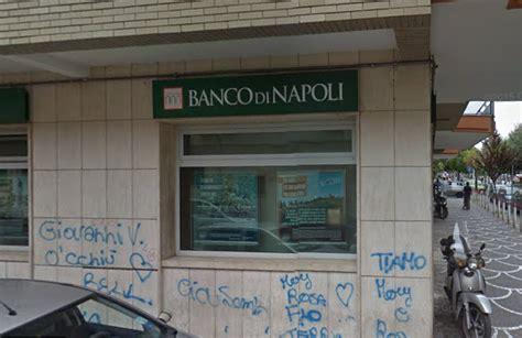 banco di napoli giugliano allarme bomba a giugliano evacuata una sede banco di