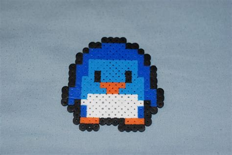 perler bead pictures penguin perler bead by bakahentai90 on deviantart