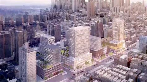 Nyu Mba Langone Real Estate by Nyu Langone Signs 55 000 S F Lease At Essex Crossing