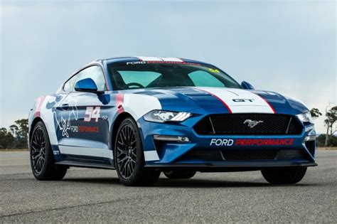 ford mustang supercar ford legend endorses mustang supercar speedcafe