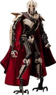 star wars general grievous sixth scale figure by sideshow