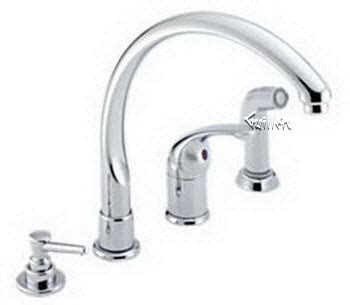 delta single handle kitchen faucet parts delta single lever kitchen faucet wow