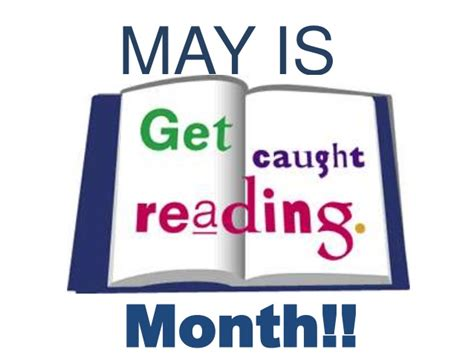 Get Reading by May Is Get Reading Month The Mps Advantage
