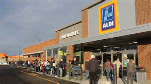 abc newspapers new aldi store opens in east blaine off lexington