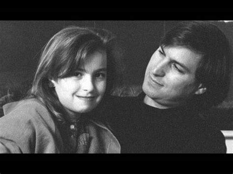 Steve Jobs Hija   steve jobs as 237 fue su vida junto a la hija que siempre
