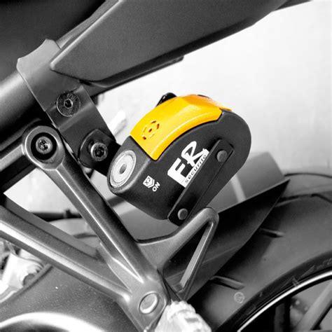 antivol u sra avec alarme chaft fr securite antivol mini bloque disque moto scooter