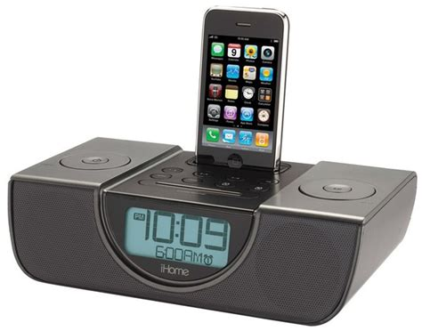 ihome ip iphone alarm clock review
