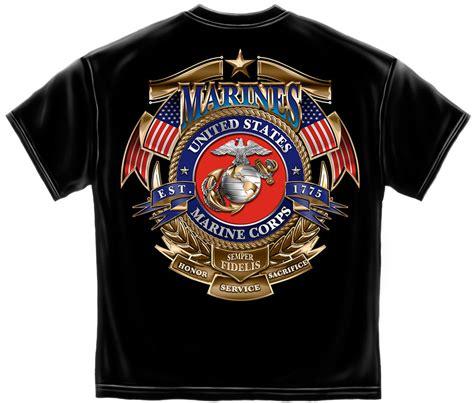 Usmc Tshirt usmc t shirt marine corps shirt semper fidelis fi mm115 ebay
