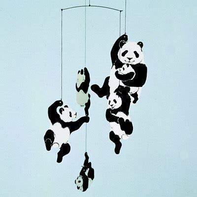 panda mobile flensted mobiles フレンステッド モビール panda mobile パンダのモビール