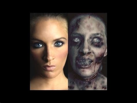 tutorial walking dead walking dead halloween zombie runway cosplay