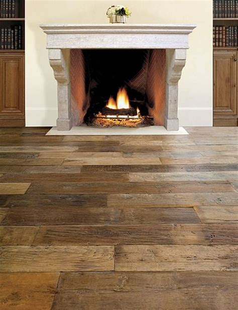 country floor antique french oak pulled from actual wood flooring