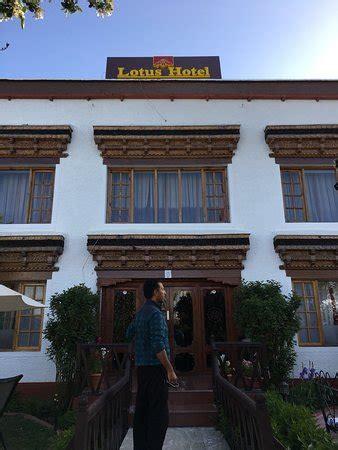 lotus hotel leh lotus hotel leh india review hotel perbandingan