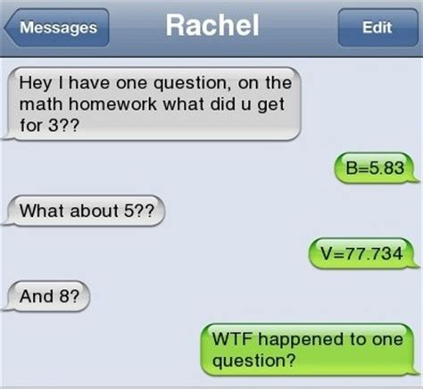 Or Question On Text Math Homework Quotes Quotesgram