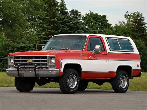 Chevy K5 Blazer by K5 Chevy Blazer 1979 Chevrolet K5 Blazer 1978 79 K5