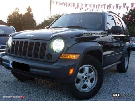 Jeep Liberty Road 2006 Jeep Liberty Xenon Gaz Sekwencja Zadbany Car Photo