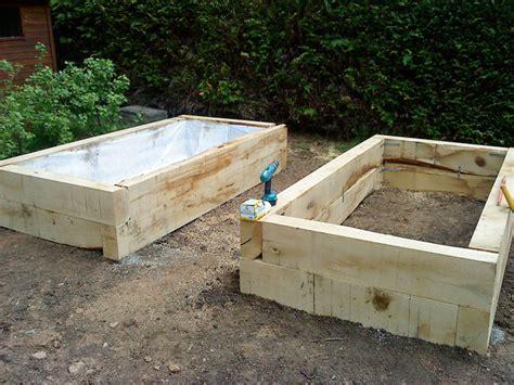 Potager Hors Sol Palette by Les Potagers Hors Sol Une Id 233 E Astucieuse Le Jardin De Marc